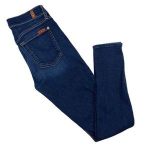 7 for All Mankind The Skinny Jeans 28